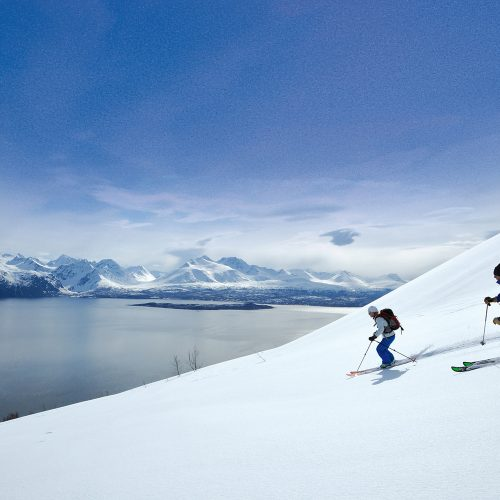 ski-touring-norway-lyngen